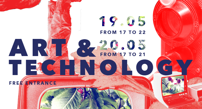 Art & Technology Spring Exhibition 2016